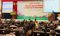 Verbesserung und Steigerung der weltweit bekannten wissenschaftlichen Forschungen Vietnams