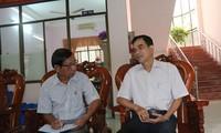Werktätigen in Tien Giang wollen anlässlich des Parteitages Arbeitsqualität verbessern
