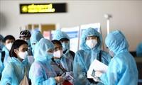 Nigerianischer Experte ist bei Einreise positiv auf COVID-19 getestet