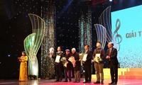 Verleihung der vietnamesischen Musikpreise