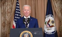 US-Präsident Joe Biden kommentiert Sanktionen gegen Iran