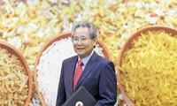 Bestätigung von vietnamesischem Reis auf anspruchsvollen Märkten