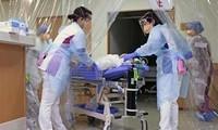 Lage der COVID-19-Pandemie auf der Welt