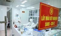 Vietnam bestätigt 13 neue COVID-19-Infizierte in Hai Duong und Kien Giang