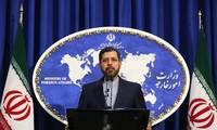 Iran betont, dass die USA zur Rettung der Atomvereinbarung, die Strafmaßnahmen gegen Iran aufheben müssen