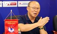 Trainer Park Hang Seo hat einen Monat für Vorbereitung auf WM-Qualifikationsrunde
