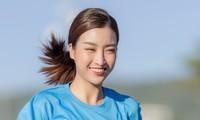 VnExpress- Virtueller Marathon-Lauf 'Für liebevolle Frauen'