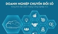 Digitale Transformation ist Kernelement zur Förderung des Wachstums