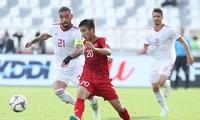 Vietnamesische Fußballmannschaft wird in VAE besonders versorgt