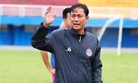 Saigon FC hat einen neuen vietnamesischen Trainer