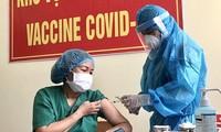 Lage der COVID-19-Pandemie am Samstag in Vietnam