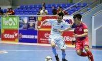 Abschluss der Qualifikationsrunde der Futsal HDBank-Meisterschaft 2021