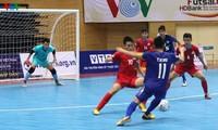 Meisterschaft Futsal HDBank 2021: Thai Son Nam siegt wie im Tennis