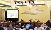 Zusammenarbeit zum Aufbau des Friedens der Stabilität und des Wohlstands