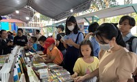 Aktivitäten zum Tag der Bücher in Vietnam