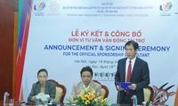 Veröffentlichung der Beratungs- und Sponsoren für SEA Games 31 und ASEAN Para Games 11