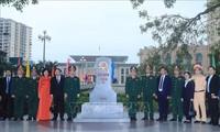 Vietnam und China führen strategischen Dialog der Verteidigung