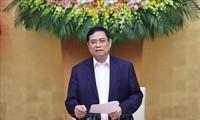 Premierminister Pham Minh Chinh: Verbesserung des Bewußtseins über Gesundheit der Gemeinschaft