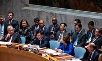 Vietnam hat Rolle als Vorsitz des Weltsicherheitsrates ausgezeichnet erfüllt