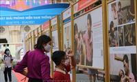 Eröffnung der Ausstellung über Klage der Agent Orange-Opfer - Eine Klage, Millionen Opfer