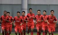 Die vietnamesische U23-Fußballmannschaft gehört zum Top 1 bei der Qualifikation für die Finalrunde in Usbekistan.