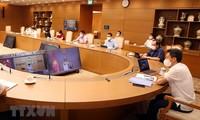 Bac Giang kann Arbeitnehmer vor der COVID-19-Pandemie verwalten