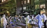 COVID-19-Pandemie: Vietnam hat am Donnerstag 77 Neuinfizierte