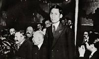 Stationen von Präsident Ho Chi Minh auf der Suche nach der Befreiung des Landes