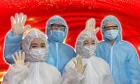 Künstler aus Ho Chi Minh Stadt unterstützen COVID-19-Bekämpfung