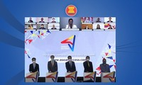 Eröffnung des Informationsportals für ASEAN-Unternehmen