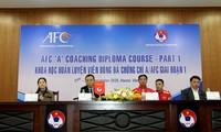 VFF gehört zur A-Mitgliedschaft nach AFC-Trainingsvorschriften