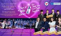 Konzert zur Unterstützung für COVID-19-Impfstoff-Fonds