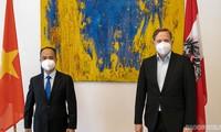 Österreich unterstützt Vietnam bei rechtzeitiger Ratifizierung von EVIPA zwischen Vietnam und der EU