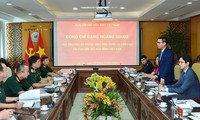 Vietnams Friedensmission ist ein Zeichen der Integration in der Verteidigung