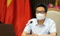 Vizepremierminister Vu Duc Dam: Ho Chi Minh Stadt soll Mitarbeiter im Betrieb verwalten