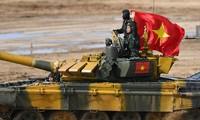 Vietnam nimmt am internationalen Tankwettbewerb in Russland teil