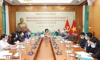 Verstärkung der Zusammenarbeit zwischen KPV und SPD