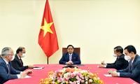 Förderung der Beziehungen zwischen Vietnam und Philippinen in allen Bereichen