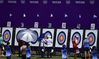 Olympiade Tokio: Anh Nguyet erreicht im Bogenschießen beste Marke seit Jahresbeginn