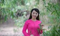 """Sängerin Le Huong Hue mit neuem Album """"Liebesgesang der Soldaten"""""""