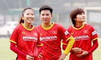 Tuyet Dung ist sicher, dass die vietnamesische Fußballmannschaft der Frauen sich zum World Cup 2023 qualifizieren werde