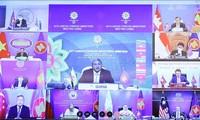 Eröffnung der Konferenz der ASEAN-Außenminister