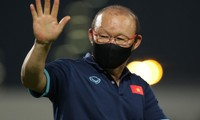 Trainer Park Hang-seo und VFF über Vertragsverlängerung
