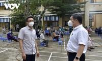 Ho Chi Minh Stadt konzentriert sich auf schwererkrankte COVID-19-Patienten