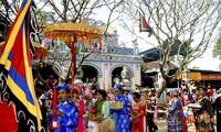 Fest der Stadt mit Salzwasser soll als nationales immaterielles Kulturerbe anerkannt werden
