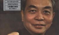 """Buch """"Vo Nguyen Giap"""" des französischen Autors Georges Boudarel ins Vietnamesische übersetzt"""
