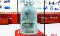 Ha Tinh schlägt Glocke in der Roi-Pagode als nationales Erbe vor