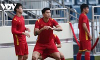 Viele Verletzte bei der vietnamesischen Fußballnationalmannschaft
