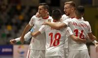 Keine Überraschung für Futsal-Vietnam gegen die Nummer 1 der Welt
