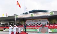 Eröffnung der Army Games 2021 in Vietnam